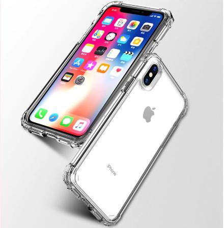 Ranipobo doorzichtige telefoon case