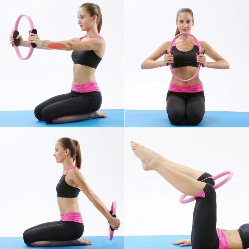 Fitness yoga ring thuisfitsupplies.nl